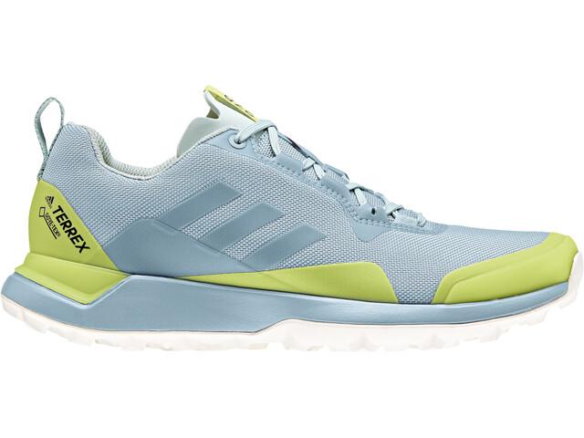 adidas TERREX CMTK GTX Shoes Women Ash Grey/Ash Grey/Semi Frozen Yellow